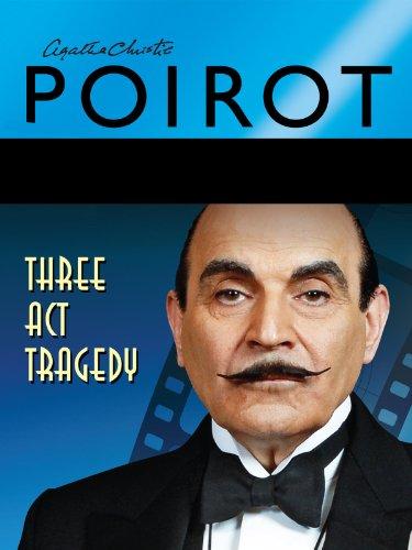 Amazon Com Agatha Christie S Poirot Three Act Tragedy