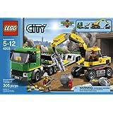 LEGO City: Excavator Transport 4203