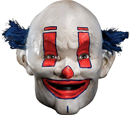 Rubie's Costume Co Men's Batman The Dark Knight The Joker Bus Driver Mask