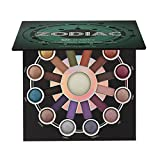 BH Cosmetics Eyeshadow Highlighter Palette, Zodiac (Color: color pallet, Tamaño: 25 individual Color Eyeshadows & Highlighter)
