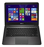 ASUS Zenbook UX305FA 13.3 Inch Laptop (Intel Core M, 8 GB, 256GB SSD, Greyish Black) - Free Upgrade to Windows 10