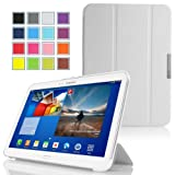 MoKo Ultra Slim Lightweight Smart Shell Stand Case For Samsung Galaxy Tab 3 7.0 Inch SM T2100 / SM T2110 Android...