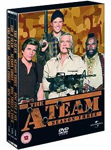 The A-Team: Series 3 [DVD]