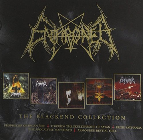 The Blackend Collection (4 CD)