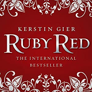 Ruby Red Audiobook
