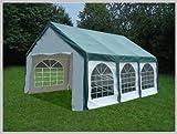 Pavillon Pavillion Festzelt Partyzelt Modular Pro PE 3×6 6×3 3x6m 6x3m MIT Fenster grün