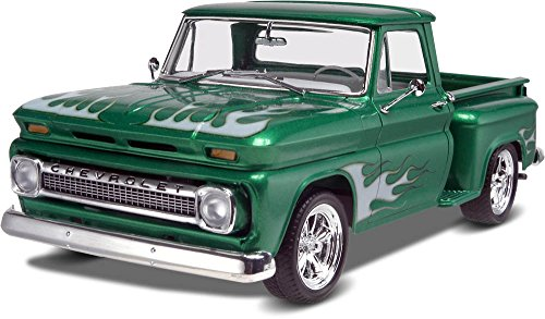 Revell '65 Chevy Stepside Pickup 2N1 (Model Truck Kits compare prices)