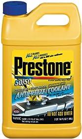 Prestone AF2725 Extended Life 50/50 Antifreeze - 64 oz.
