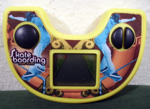 Skateboarding Techno Source Electronic Handheld Mini Game 2006 - 1