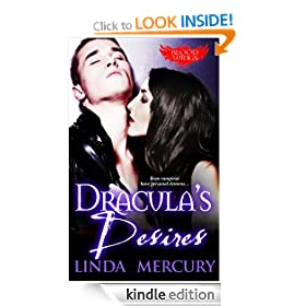Dracula's Desires (Blood Wings)