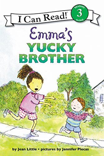 Emma's Yucky Brother (I Can Read)