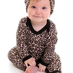 Rockabilly baby clothes leopard print baby clothes for Leopard print shirts for toddlers