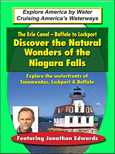 The Erie Canal - Buffalo to Lockport