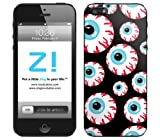 Music Skins iPhone5s/5c/5用スキンシール Mishka - Eye Ball