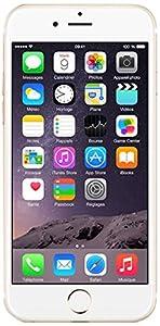 Apple iPhone 6 Smartphone débloqué 4G (Ecran : 4.7 pouces - 16 Go - iOS 8) Or