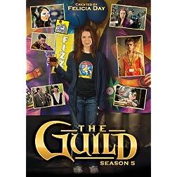 The Guild: Season Five