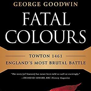 Fatal Colours Audiobook