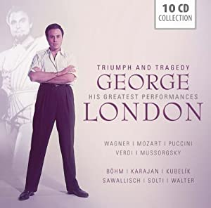 George London - His Greatest Performances