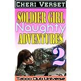 Soldier Girl Naughty Adventures 2 (Taboo Club Universe) ~ Cheri Verset