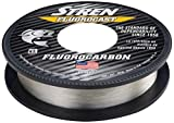 Stren Fluorocast Fluorocarbon Fishing Line, Clear, 200-Yard/17-Pound
