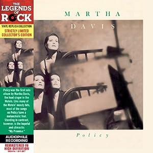 Policy - Paper Sleeve - CD Vinyl Replica Deluxe