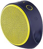 Logitech X100 Wireless Bluetooth Speaker Yellow