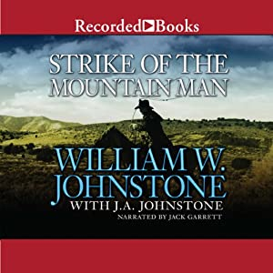 Strike of the Mountain Man Audiobook