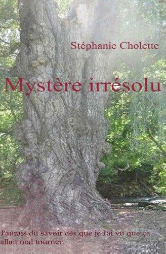 Couverture du livre Mystère irrésolu