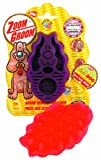 KONG ZoomGroom, Dog Grooming Toy, Boysenberry