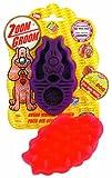 KONG ZoomGroom, Dog Grooming Toy, Boysenberry