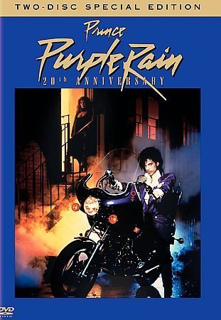 Purple Rain (20th Anniversary Special Edition) by Apollonia Kotero