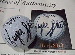 Payne Stewart Golf Legend Loa Signed Autographed Top Flite 1 White Golf Ball - JSA... by Sports Memorabilia