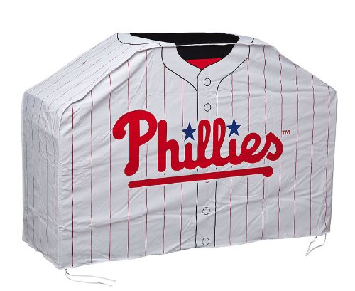 MLB Philadelphia Phillies Grill Cover at Amazon.com