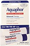 Aquaphor Healing Ointment, Dry, Cracked and Irritated Skin Protectant, .35 Ounce (Dual Pack)