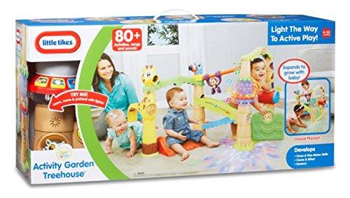 Little Tikes Light 39 N Go Activity Garden Treehouse Toys Games Toys Toys