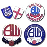 Bolton Wanderers Pin Badge Set