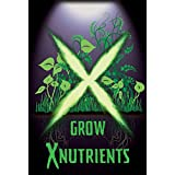 X Nutrients Grow Nutrients Gallon