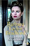 vignette de 'L'héritage de Cavendon (Barbara Taylor Bradford)'