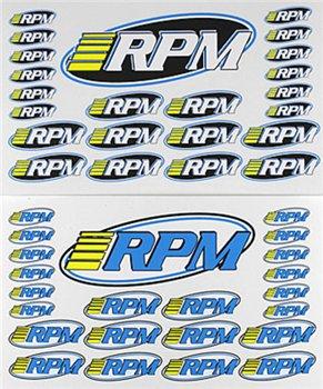 RPM Pro Logo Decal