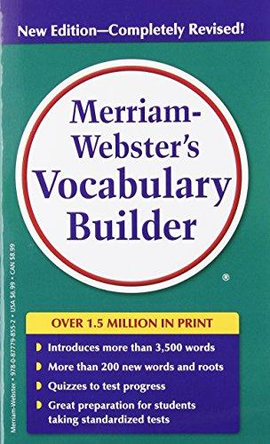 merriam webster 39 s vocabulary builder. Black Bedroom Furniture Sets. Home Design Ideas