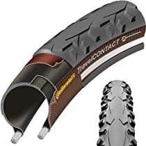 Continental Travel Contact Reflex Urban Bicycle Tire (26x1.75)