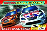 Micro Scalextric G1071 Rally Masters Set