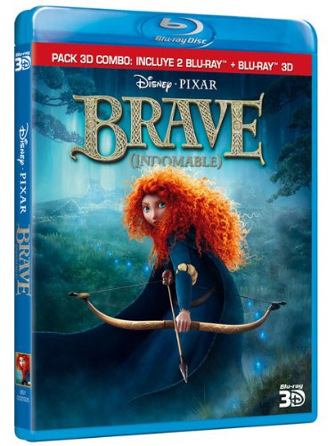 Brave (3D Combo) [Blu-ray]