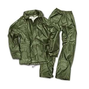 Mil-Tec Suit étanche Olive Taille S