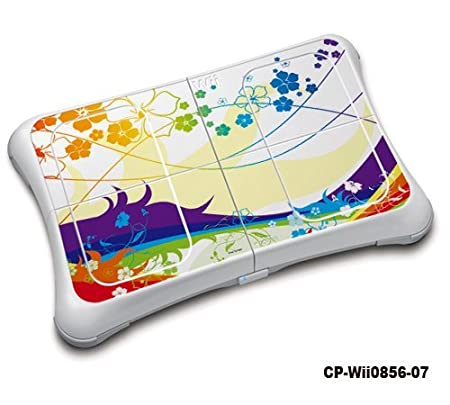 Wii Fit Matte Crystal Skin Sticker,Wii0856-07