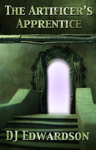 E-book - The Artificer's Apprentice by DJ Edwardson