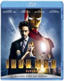 アイアンマン (2枚組) [Blu-ray]