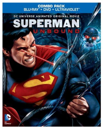 Dcu - Superman: Unbound [Blu-ray]