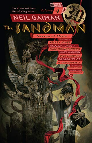 The Sandman Vol. 4 Season of Mists 30th Anniversary Edition [Gaiman, Neil] (Tapa Blanda)