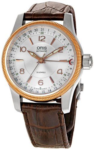 Oris Big Crown Pointer Date Automatic Mens Watch 754-7628-4361LS